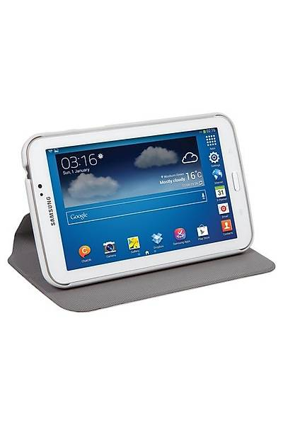 Targus THZ44505 Evervu Samsung Tab4 7 inc Tablet Kýlýfý Yeþil