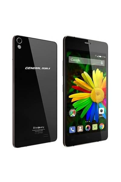 General Mobile Discovery AIR 16GB Siyah Cep Telefonu