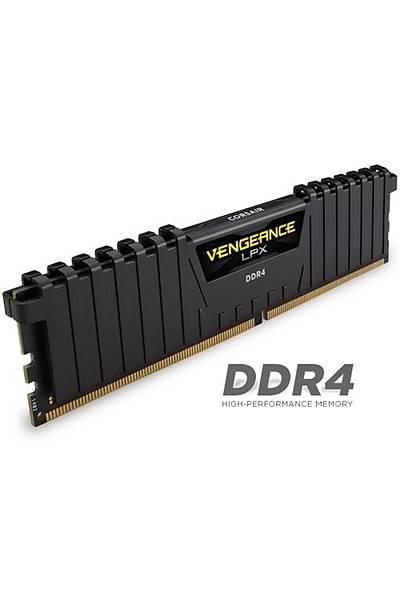 Corsair 8GB (2x4) 2400 DDR4 Ram CMK8GX4M2A21400C14