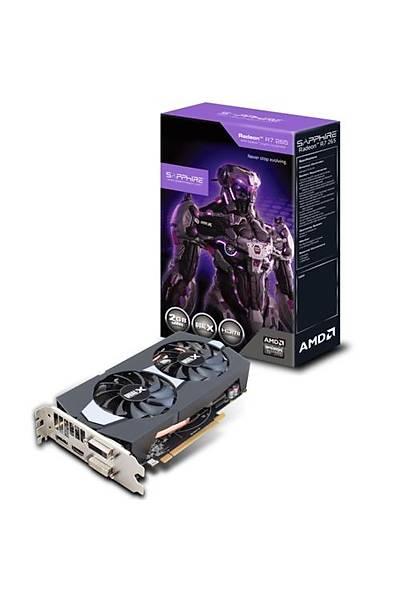 Sapphire R7 265 2GB 256Bit GDDR5 16X