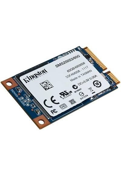 Kingston mSata 60GB SSD Disk SMS200S3/60G
