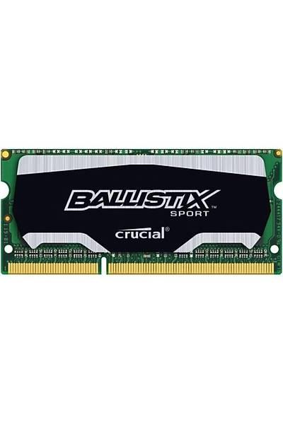 Crucial Notebook 8GB 1600 DDR3 Low Version BLS8G3N169ES4CEU