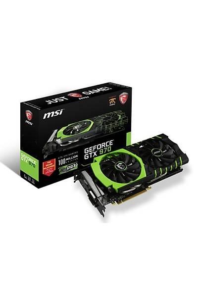 MSI GTX970 Gaming 100ME 4GB 256Bit GDDR5 16X