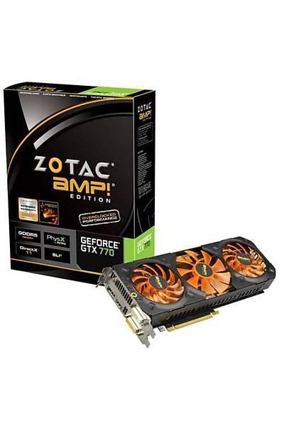Zotac GTX770 AMP! 4GB 256Bit GDDR5 16X