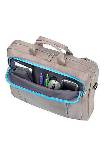 Asus Matte Carry Notebook Çantasý Kahverengi 16