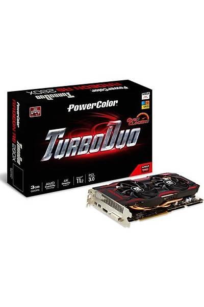 PowerColor R9 280X OC 3GB 384Bit GDDR5 16X