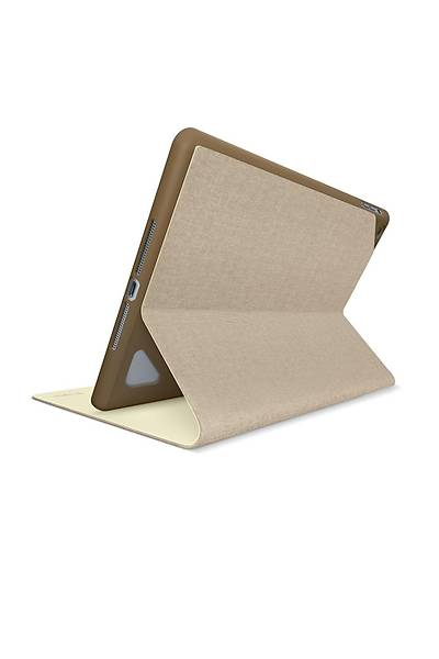 Logitech iPad Mini Hinge Light Brown Case 939-000827
