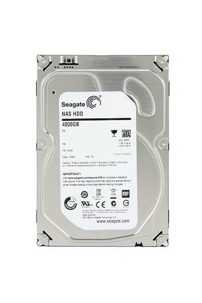 Seagate 4TB 5900Rpm 64Mb Sata3 Harddisk
