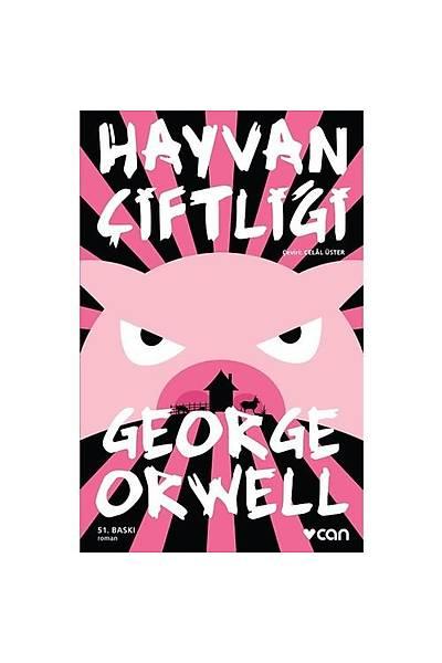 Hayvan Çiftliði - George Orwell