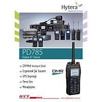 HYTERA PD785 DÝJÝTAL EL TELSÝZÝ