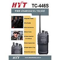 HYT 446S PMR TELSÝZ