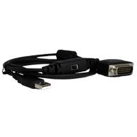 PC75 Geçiþ anahtarlý programlama kablosu (USB)