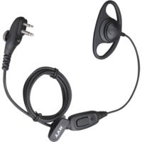 EHM15 Kulak Sarmalý Kulaklýk Mikrofon Seti