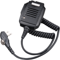 SM13M1 Uzak hoparlör mikrofonu (IP55, yüksek / düþük ses seviyesi kontrolü)
