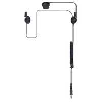 POA100-Ex ATEX kemik mikrofon kulaklýk, binaural (iki hoparlör)