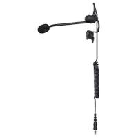 POA102-Ex ATEX kulaklýk, dudak mikrofonlu, mono