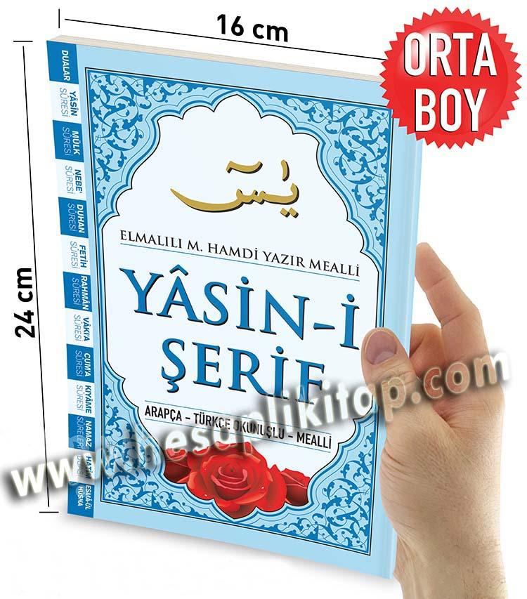 80 sayfa yasin kitabý, www.hesaplikitap.com