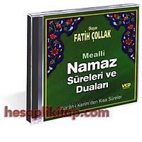 Fatih Çollak/ Mealli Namaz Sureleri ve Dualarý
