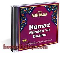 Fatih Çollak/ Mealli Namaz Sureleri ve Duaları