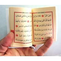 Mini Boy Yasin Kitabý Sade Arapça