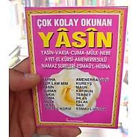 Cep Boy Arapca Yasin Kitabý