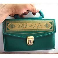 30 Cüz Çanta Kur'an-ý Kerim, Bilgisayar hatlý Çanta boy 13x18 cm