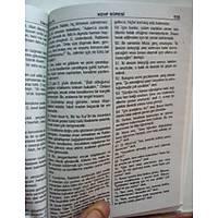 Elmalýlý M.  Hamdi Yazýr Meali/ Sadeleþtiren Mustafa Özer/ 256 sayfa 13x18cm