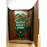 Tecvid Okulu Seti/ Tecvidli Kur'an-ý Kerim / Orta Boy 624 sf 16x24cm