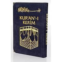 Kabe Görünümlü Ahþap Kur'an-ý Kerim Muhafazasý, Kadife Kuran Arapca