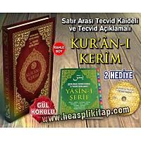 Tecvidli Kur an ý Kerim Rahle Boy 636 sayfa 19X28 cm