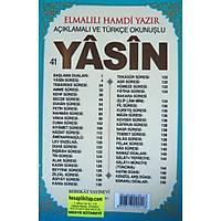 Yasini Kitabý/ Tül Kese/ Gül Kokulu Tesbih/ Hafýz Boy/160 Sf. 14x20cm