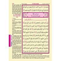 Kur'an-ý Kerim/ Bilgisayar Hatlý/ Diyanet Mühürlü Elmalý Hamdi Yazýr Mealli/ Cami Boy/ 624 sf. 24x34cm