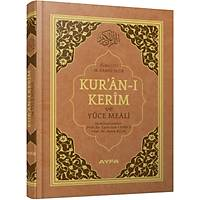 Kur'an-ý Kerim/ Bilgisayar Hatlý/ Diyanet Mühürlü Elmalý Hamdi Yazýr Mealli/ Rahle Boy