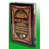 Haktan Yayýncýlýk 5li Kuran-ý Kerim Rahle Boy 19x28cm