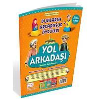 Yol Arkadaþý (Osmanlýca-Latince) Renkli Resimli