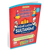 Neme Lazým Sultaným! (Osmanlýca-Latince) Renkli Resimli