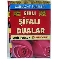 Münacat Sureleri & Sýrlý Þifalý Dualar/ Orta Boy 16x24 cm 190sf./ Dua 143