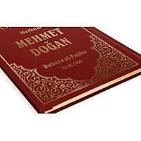Kişiye özel Yasin kitabı Ciltli suni deri Çanta Boy 13x17 cm 100 ad.