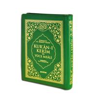 Kur an ý Kerim Elmalý Hamdi Yazýr Meali Çanta Boy
