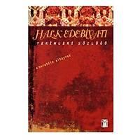 Ansiklopedik Halk Edebiyatý Terimleri Sözlüðü,Nurettin Albayrak