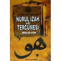 Nurul Ýzah ve Tercümesi,Hasan Bin Ammar Þurunbulalý