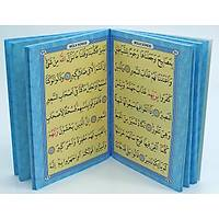 Pembe Mavi Kapak Yasin Kitabý Elmalýlý M. Hamdi Yazýr 12x16cm 128 sayfa
