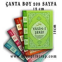Kapsamlý Yasin Kitabý Çanta Boy 208 sayfa 12x16cm