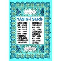 Cep Boy Yasin Kitabý Türkçe okunuþlu, Mevlüt Hediyelik