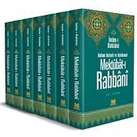 Mektubatý Rabbani Kelime Anlamlý 7 Cilt Takým