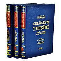 Celaleyn Tefsiri (3 Cilt) / Kur-an-Kerim Meali ve Tefsiri