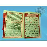 Kapsamlý Kadife Yasin kitabý Ýsim Çanta Boy 266 sayfa