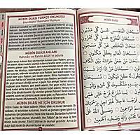 isim baskýlý Orta Boy Yasin Kitabý kapsamlý 192 sayfa 17x25 cm