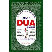 Kolay Dua Mecmuasý,Yusuf Tavaslý