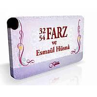 Kartela 32-54 Farz ve Esmaül Hüsna